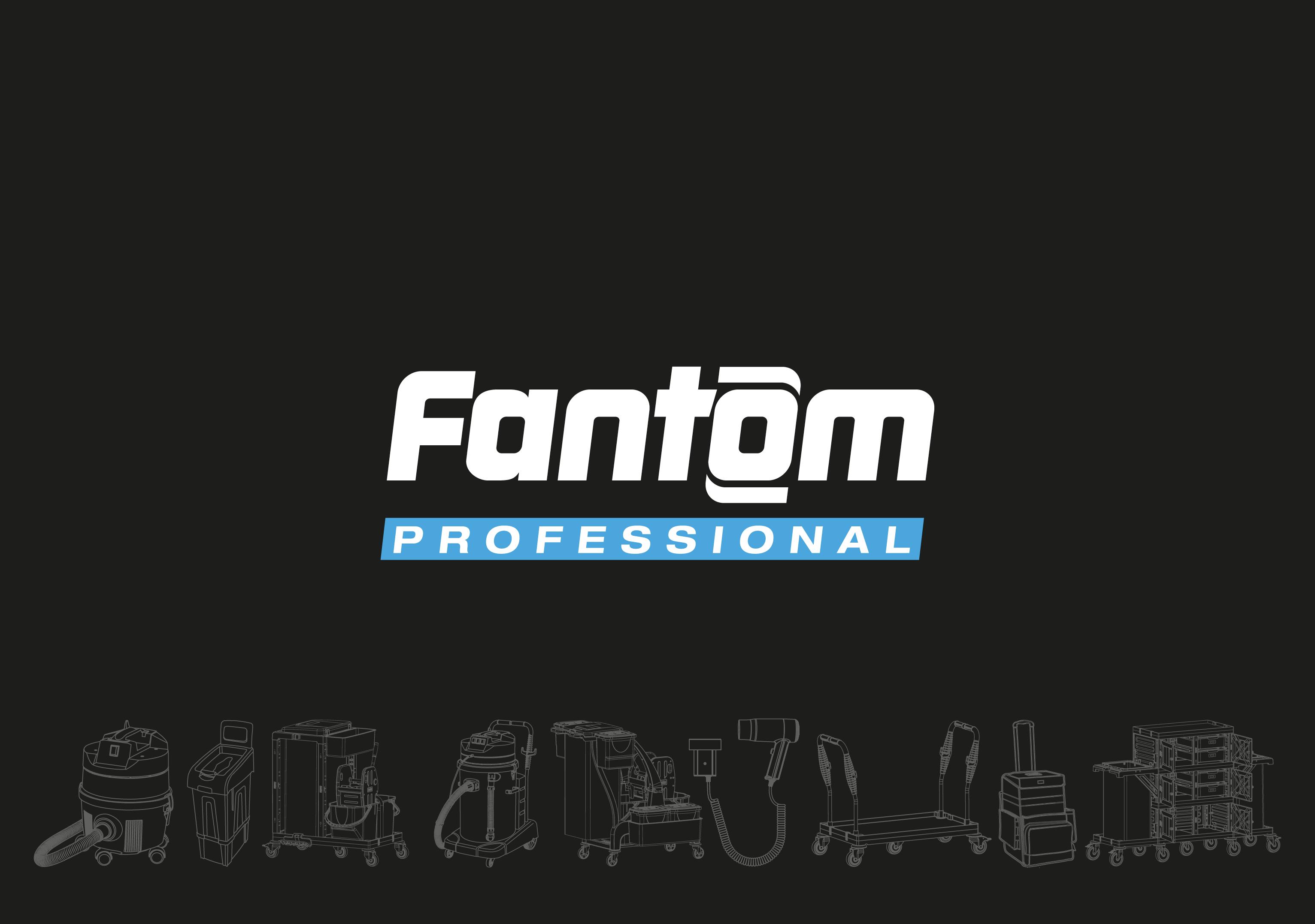 Fantom Professional Ürün Kataloğu 2021/09