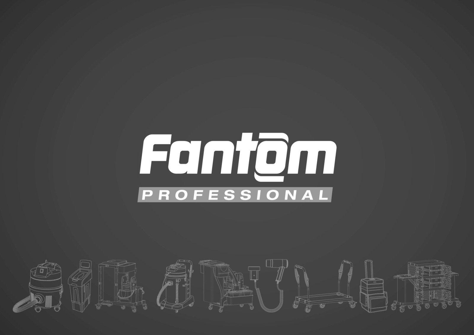 Fantom Professional Ürün Kataloğu 2018/10